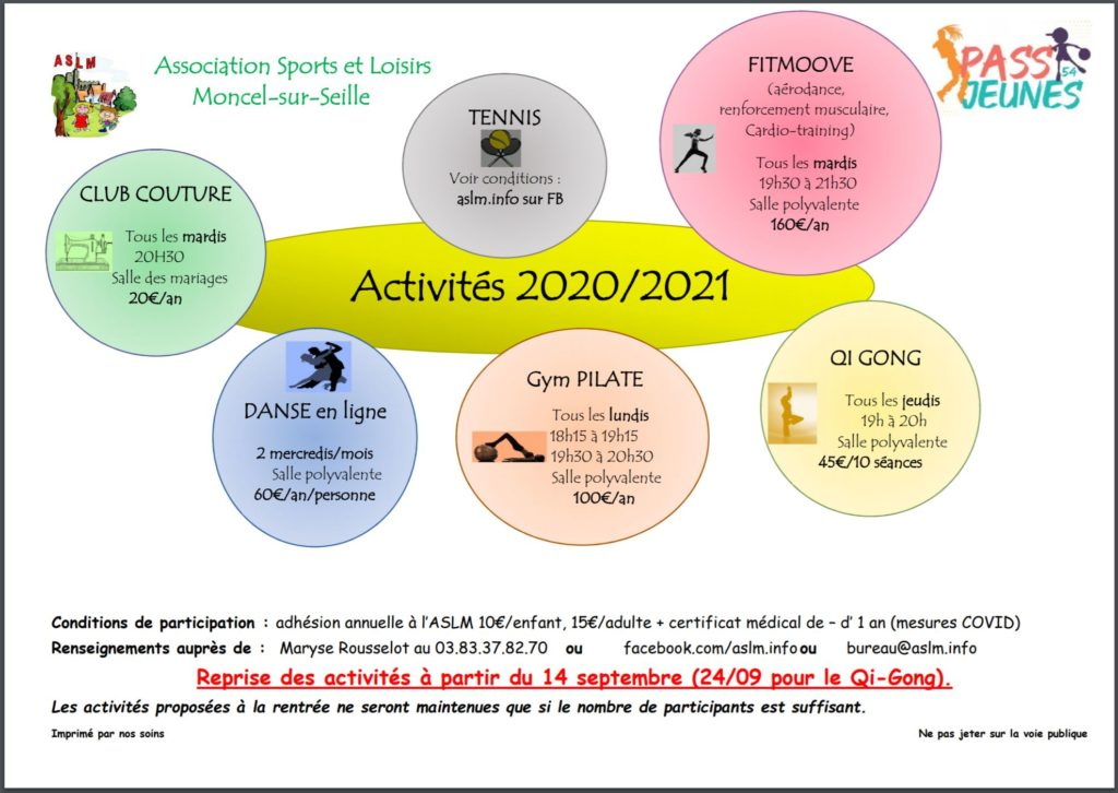 ASLM (Association Sports et Loisirs de Moncel)