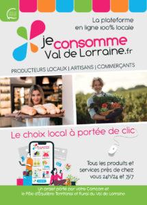 Plateforme e-commerce 100% locale